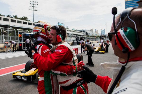 2017 FIA Formula 2 Round 4. Baku City Circuit, Baku, Azerbaijan. Friday 23 June 2017. Charles Leclerc (MCO, PREMA Racing)  Photo: Zak Mauger/FIA Formula 2. ref: Digital Image _54I0870