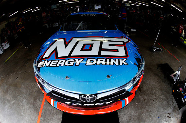 NASCAR XFINITY Series Overton's 200 New Hampshire Motor Speedway, Loudon, NH USA Friday 14 July 2017 Kyle Busch, NOS Energy Drink Toyota Camry World Copyright: Matthew T. Thacker LAT Images