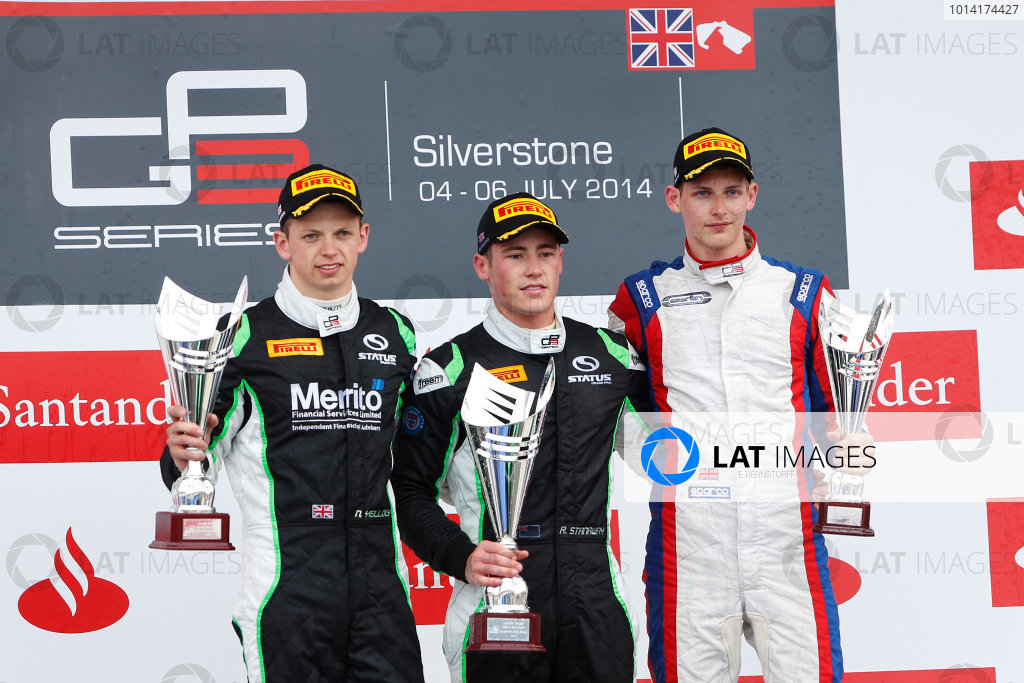 GP3 Series: Silverstone, Britain