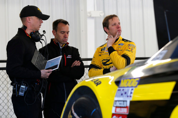 #2: Brad Keselowski, Team Penske, Ford Fusion Alliance Truck Parts Paul Wolfe