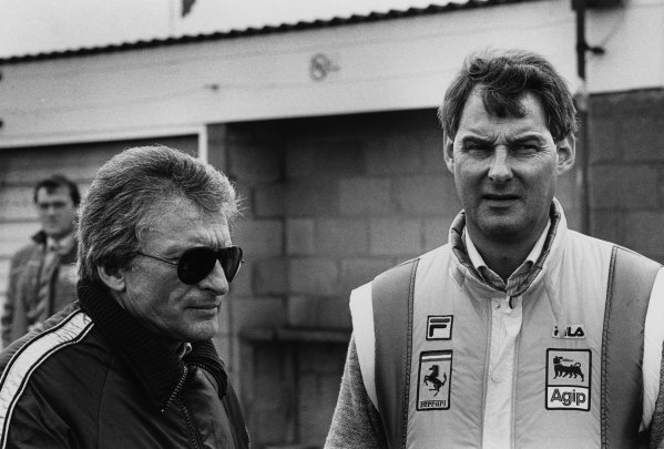 Silverstone, England. 19 - 21 July 1985.