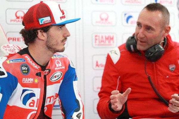 Francesco Bagnaia, Alma Pramac Racing.