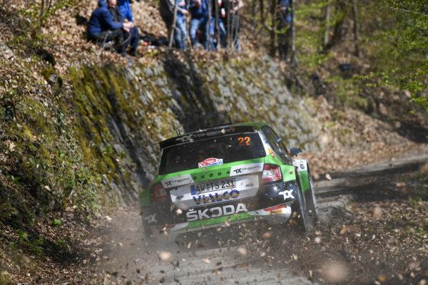 Marco Bulacia (BOL), Toksport WRT, Skoda Fabia Evo Rally2