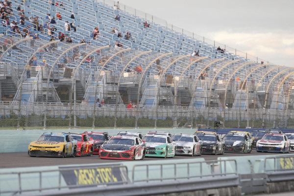 #20: Christopher Bell, Joe Gibbs Racing, Toyota Supra Rheem-Watts #9: Noah Gragson, JR Motorsports, Chevrolet Camaro PUBG MOBILE