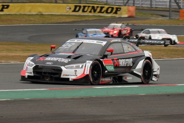 Super GT - DTM Dream Race. Mike Rockenfeller, Audi Sport team Abt Sportline, Audi RS5 Turbo DTM in race one