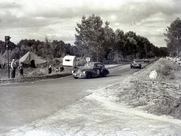 1950 Le Mans 24 hours.