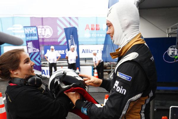 Andre Lotterer (BEL), TECHEETAH, Renault Z.E. 17.