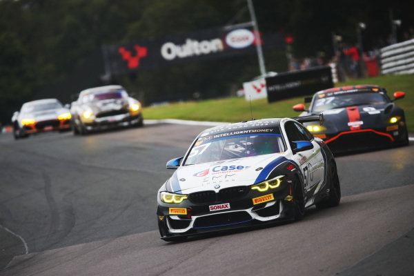 Will Burns / Gus Burton - Century Motorsport BMW M4 GT4