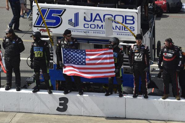 #15: Colby Howard, JD Motorsports, Chevrolet Camaro TeamJDMotorsports.com