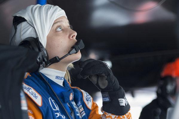 Kate Gundlach, Chip Ganassi Racing Honda