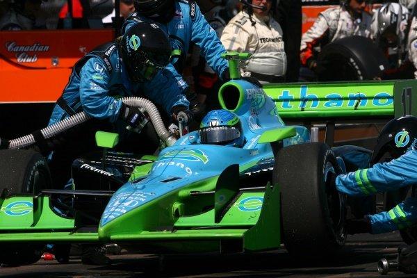 Jeff Simmons (USA), Rahal Letterman Racing Dallara Honda. IRL IndyCar Series, Rd2, Honda Grand Prix of St Petersburg, Florida, USA. 31 March-01 April 2007. DIGITAL IMAGE