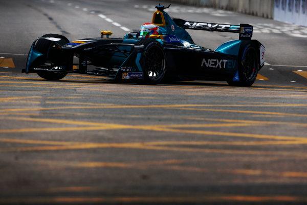 Suzuka Circuit, Japan. Sunday 09 October 2016. Nelson Piquet (3, NextEV NIO). World Copyright: Zak Mauger/LAT Photographic ref: Digital Image _L0U0809