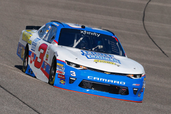 NASCAR XFINITY Series Ford EcoBoost 300 Homestead-Miami Speedway, Homestead, FL USA Friday 17 November 2017 Scott Lagasse Jr, Fight Colorectal Cancer/Screen Your Machine Chevrolet Camaro World Copyright: Russell LaBounty LAT Images