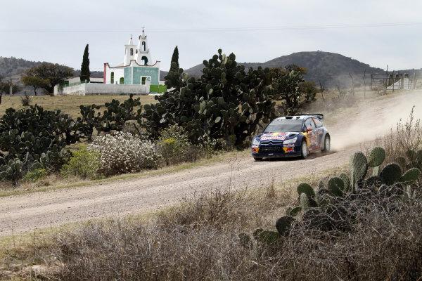 2010 FIA World Rally ChampionshipRound 02Rally Mexico 4-7 Mars 2010Kimi Raikkonen, Citroen WRC, ActionWorldwide Copyright: McKlein/LAT