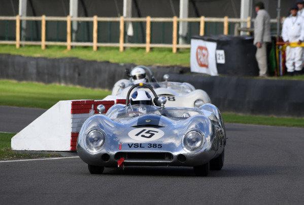 Sussex Trophy Lotus 15 Charlie Martin