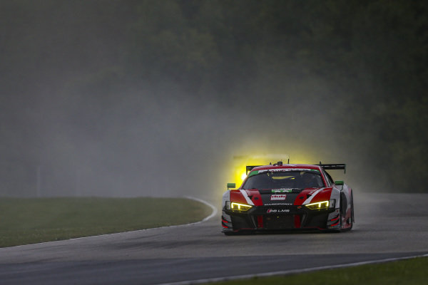 #30 Team Hardpoint Audi R8 LMS GT3, GTD: Rob Ferriol, Spencer Pumpelly
