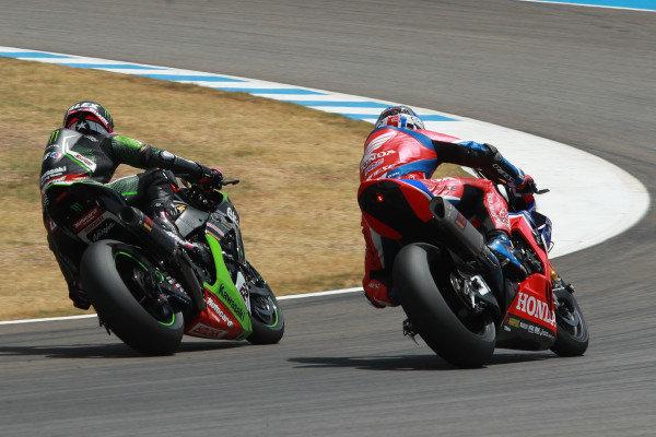 Alex Lowes, Kawasaki Racing Team, Leon Haslam, Team HRC.