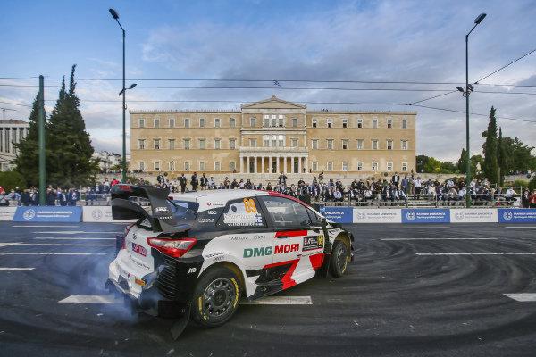 Kalle Rovanperä (FIN), Toyota Gazoo Racing WRT, Toyota Yaris WRC 2021