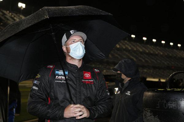 #16: Austin Hill, Hattori Racing Enterprises, Toyota Tundra SiriusXM