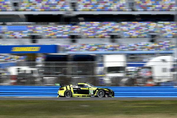 #14 Vasser Sullivan Lexus RC F GT3, GTD: Aaron Telitz, Oliver Gavin, Jack Hawksworth, Kyle Kirkwood