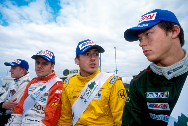 2001 British Formula Three Championship