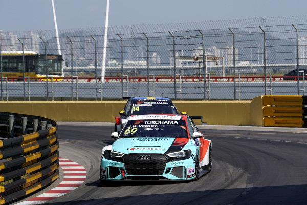 Jean-Karl Vernay, Leopard Racing Team Audi Sport Audi RS 3 LMS.