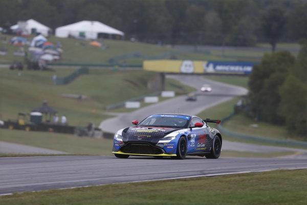 #09: Automatic Racing Aston Martin Vantage GT4, GS: Ramin Abdolvahabi, Rob Ecklin