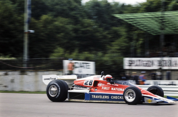 John Watson, Penske PC4 Ford.