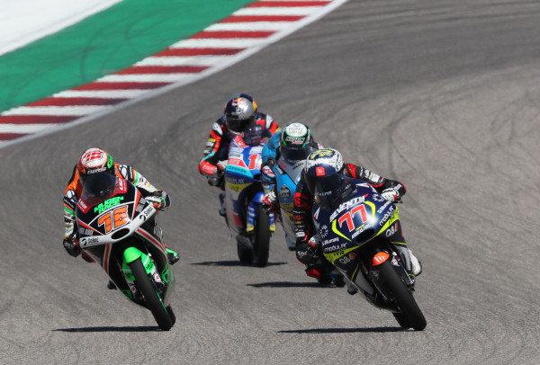 Vicente Perez, Avintia Racing , Makar Yurchenko, RBA Racing Team