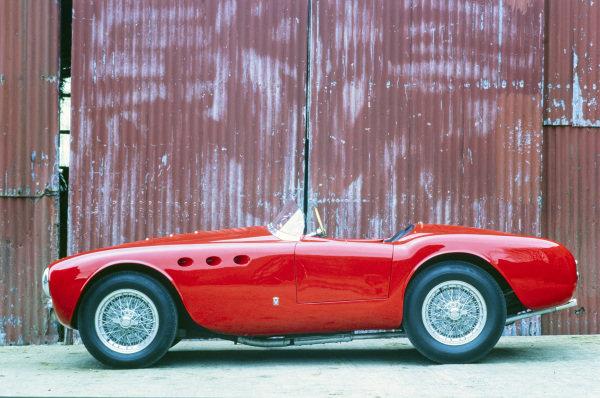 Ferrari 340 Vignale Spider