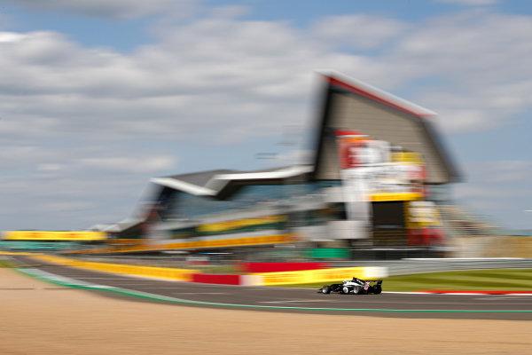 Sabre Cook (USA) Qualifying Silverstone