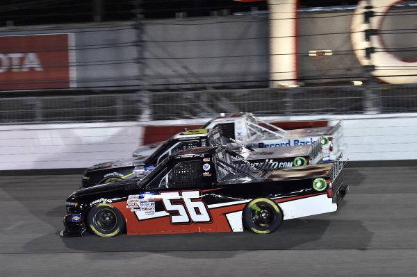 #56: Timmy Hill, Hill Motorsports, Chevrolet Silverado