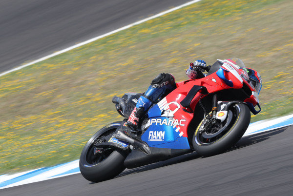 Francesco Bagnaia, Pramac Racing.