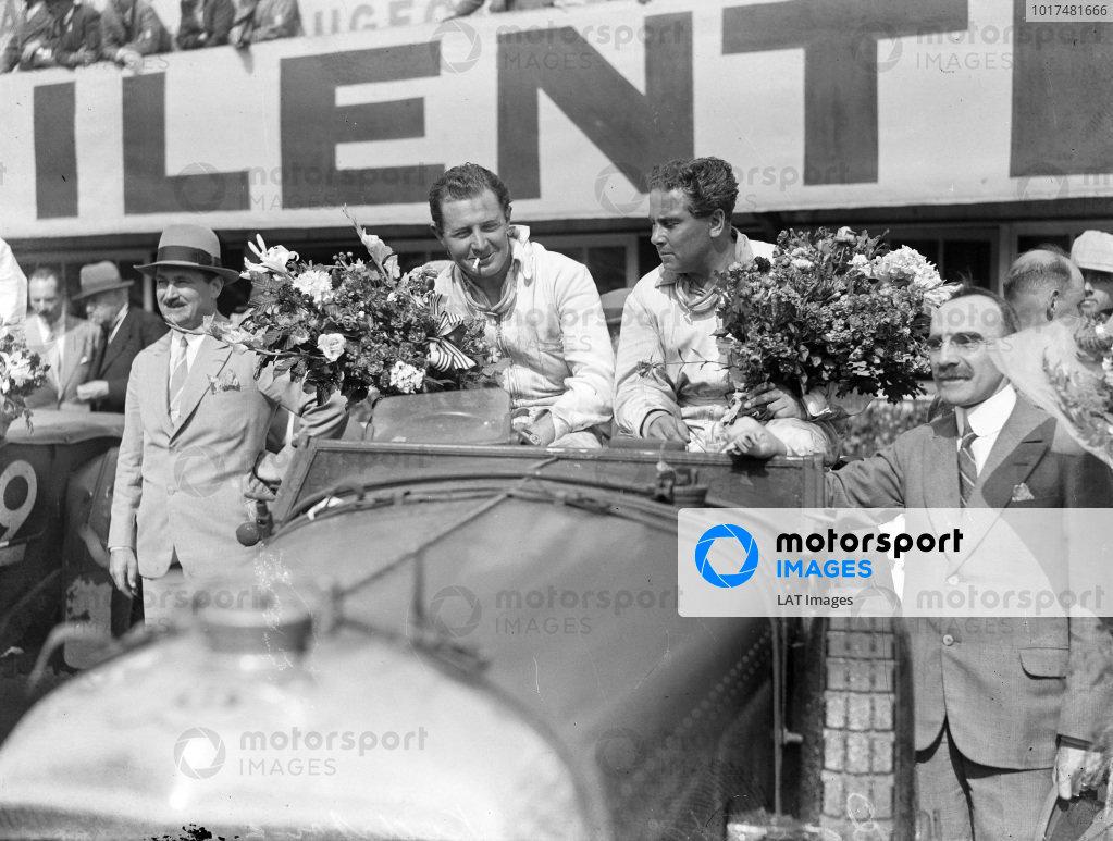 Woolf Barnato / Glen Kidston, Team Bentley, Bentley Speed Six.