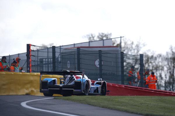 #17 SMP Racing BR Engineering BR1: Stéphane Sarrazin, Egor Orudzhev, Sergey Sirotkin lost his wheel.