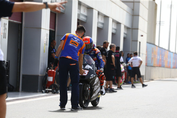 Deniz Can Oncu, KTM Ajo.