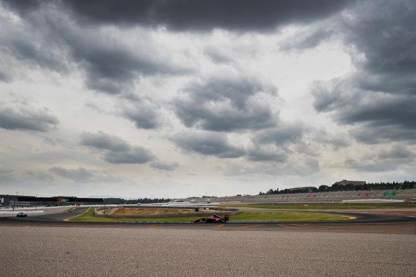 2016 GP3 Series Test 3. Circuit Ricardo Tormo, Valencia, Spain. Wednesday 26 April 2017. Nirei Fukuzumi (JPN, ART Grand Prix)  Photo: Zak Mauger/GP3 Series Media Service. ref: Digital Image _56I6491