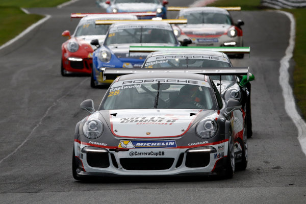 2017 Porsche Carrera Cup Oulton Park, 20th-21st May 2017, Charlie Eastwood (GBR) Redline Racing Porsche Carrera Cup World copyright. JEP/LAT Images
