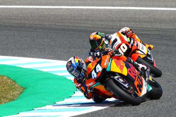 2017 MotoGP Championship - Round 4 Jerez, Spain Sunday 7 May 2017 Miguel Oliveira, Red Bull KTM Ajo World Copyright: Gold & Goose Photography/LAT Images ref: Digital Image 16161