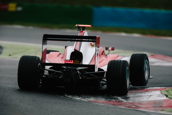 2016 GP3 Series Shakedown. Magny Cours, France. Thursday 3 March 2016  Charles Leclerc (MON) ART Grand Prix   World Copyright: Malcolm Griffiths/LAT Photographic. ref: Digital Image F80P9865