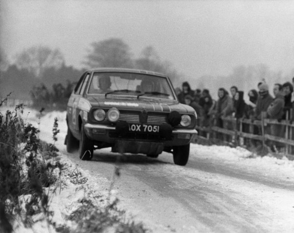 Harrogate, England. 20th - 25th November 1971.
