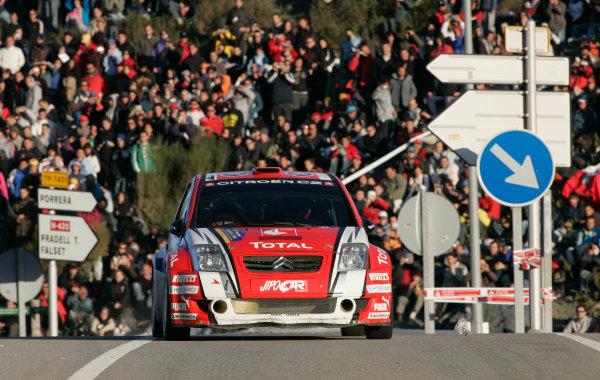 Round 11, Rally of Spain, Catalunya2nd-5th October 2008Martin Prokop, Citroen, actionWorldwide Copyright: McKlein/LAT