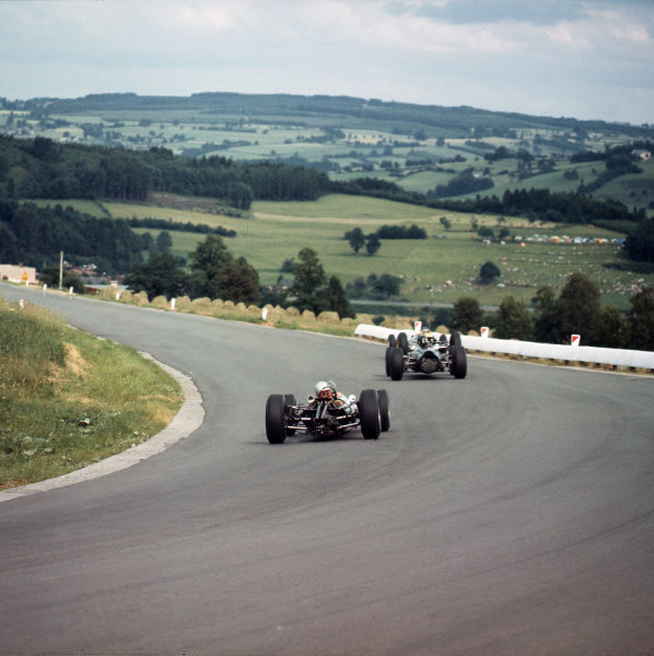 Spa-Francorchamps, Belgium.12-14 June 1964. 