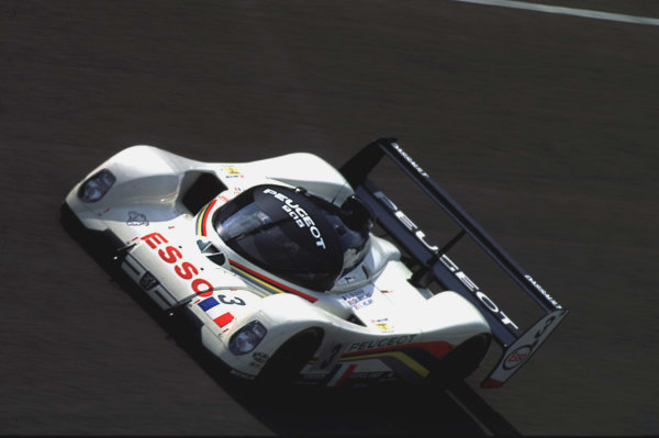 Le Mans, France. 19th - 20th June 1993.