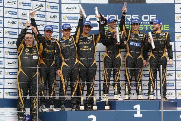 2013 FIA WEC Championship, Silverstone, Northamptonshire. 12th -3 xxxxxxxxxxxxxxxxxxxxxxxx World Copyright: Ebrey / LAT Photographic.