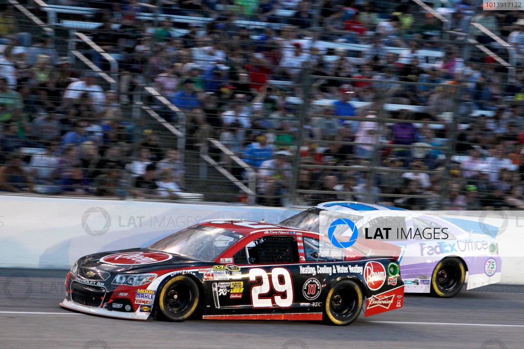 11-13 April, 2013, Fort Worth, Texas USA Kevin Harvick ©2013, Matthew T. Thacker LAT Photo USA .