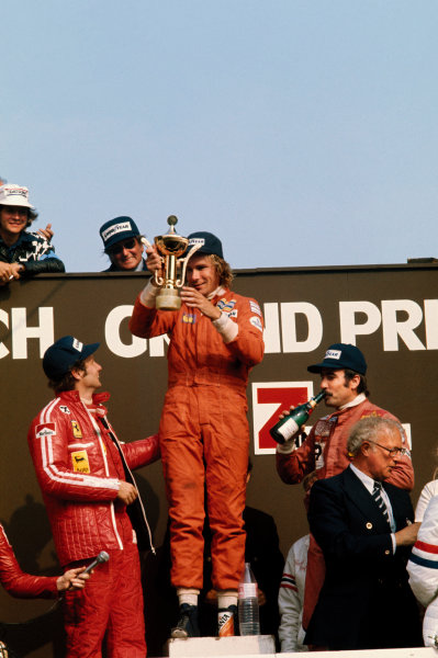 Zandvoort, Holland. 20 - 22 June 1975.