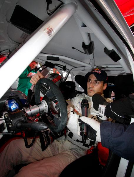 Round 01-Rally Monte Carlo 17-22 January 2012. Dani Sordo, Mini WRC, PortraitWorldwide Copyright: McKlein/LAT