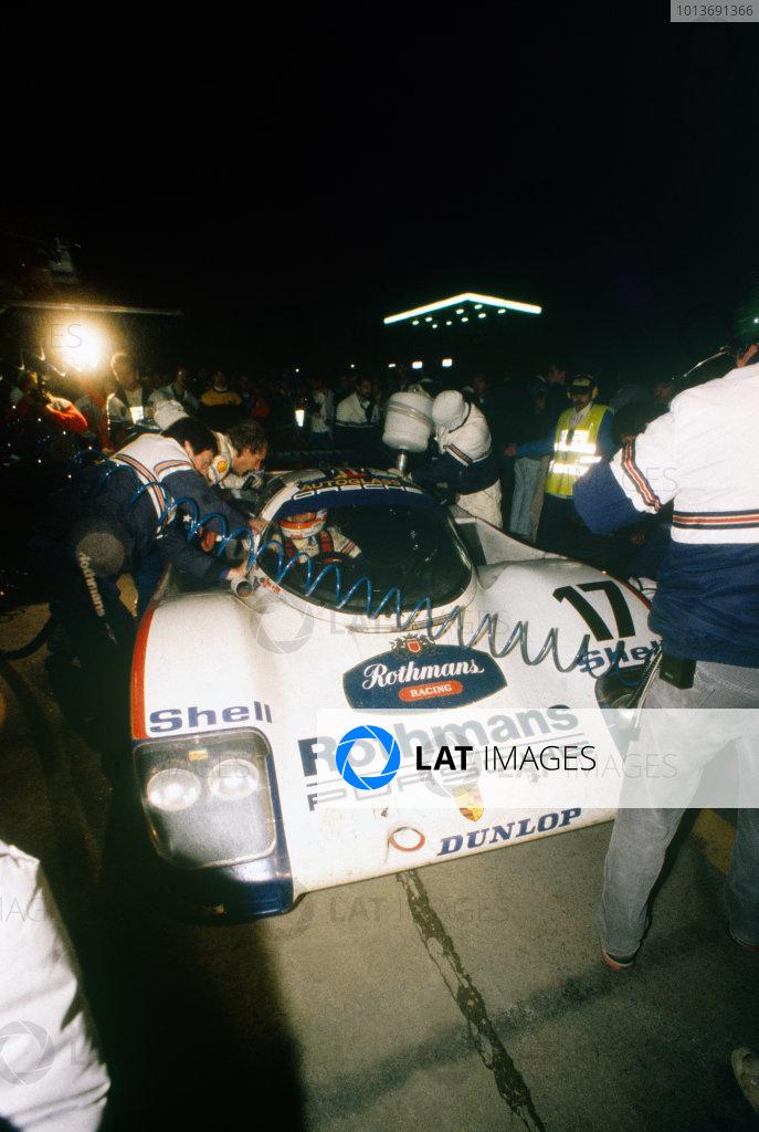 1987 Le Mans 24 Hours