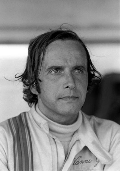 Nanni Galli(ITA) again drove the Tecno PA123, without much success Austrian GP, Osterreichring, 13 August 1972